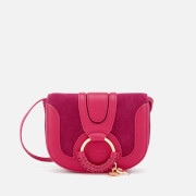 See By Chloe Women's Hana Small Cross Body Bag - Berry Pink