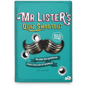 Big Potato Mr. Lister's Quiz Shootout Card Game
