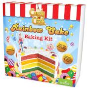 bakedin Candy Crush Rainbow Cake