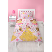 Disney Princess Beauty & The Beast Belle Duvet Set