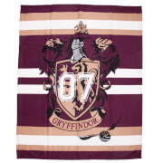 Harry Potter 'Gryffindor' Fleece Blanket
