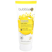 Bubble T Lemongrass and Green Tea Body Lotion (200ml)