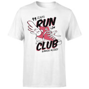 RUN CLUB 99 T-Shirt - White