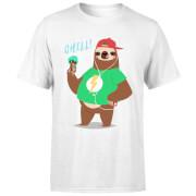 Sloth Chill T-Shirt - White