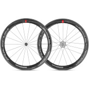 Fulcrum Racing Speed 55C C17 Clincher Wheelset - Campagnolo