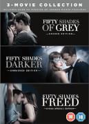 Fifty Shades Freed - 3 Movie Boxset