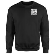 Buttercream Dreams Sweatshirt - Black