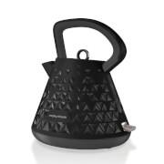 Morphy Richards Prism Pyramid Kettle - Black