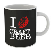 Beershield I Hop Craft Beer Mug