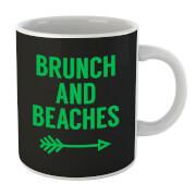 Brunch And Beaches Mug image