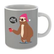 Sloth Good Morning Mug