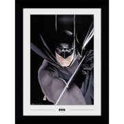 DC Comics Batman Ross Collector 50 x 70cm Framed Photograph