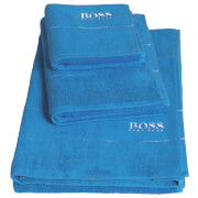 Hugo BOSS Plain Towels - Pool