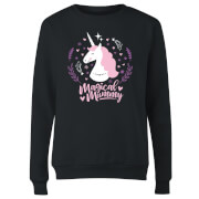 Magical Mummy Women's Sweatshirt - Black