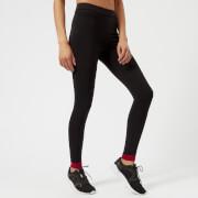 NO KA'OI Women's Gift Pack Leggings - New Cherry/Black - L - Black