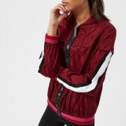 NO KA'OI Women's Hanuna Jacket - Red - S - Burgundy
