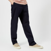 Oliver Spencer Men's Drawstring Trousers - Hock Navy - XL - Navy