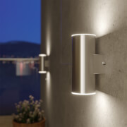 Image of Chester Solar Up and Down Wall Light
