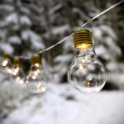 Lumify Vintage Bulbs USB Solar Vintage Bulb Lights