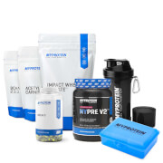 The Get Fit Fast Bundle