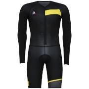 Le Coq Sportif Sprint Speed Suit – Black – S – Black