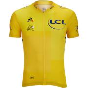 Le Coq Sportif Tour de France 2018 Leaders Official Jersey - Yellow