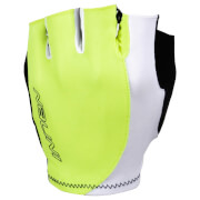 Nalini Logo Mitts - Yellow/White