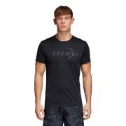 adidas Men's Running T-Shirt - Black