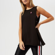 P.E Nation Women's The Creed Tank Top - Black - L - Black
