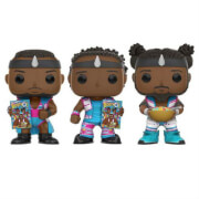 WWE The New Day Booty O EXC Pop! Vinyl Figure 3-Pack