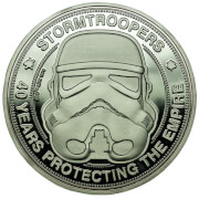 Star Wars 'Stormtrooper' Collector's Limited Edition Coin: Silver Variant
