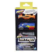 Nerf Nitro - Coffret de 3 recharges (Lot 3)