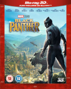 Black Panther 3D (Inkl. 2D Version)