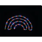 Rainbow MYO Fairy Light Sign
