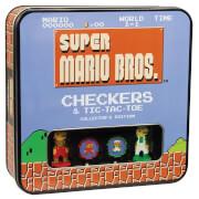 Super Mario Bros. Collector's Edition Checkers Board Game