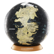 Puzzle 3D Globe Game of Thrones - (540 Pièces)