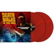 BO Vinyle Rouge La morte cammina con i tacchi alti - Bande Originale