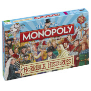 Monopoly - Horrible Histories Edition