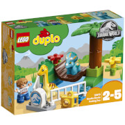 LEGO DUPLO Jurassic World: Le zoo des adorables dinos (10879)