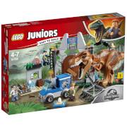 LEGO Juniors Jurassic World: T-Rex Breakout (10758)