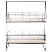 Standing Kitchen Rack - 2 Layers