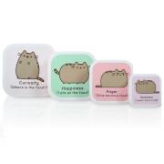 Pusheen Snack Box Set (Set of 4)