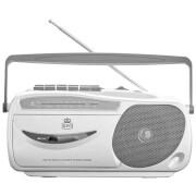 Enregistreur Radio Cassette GPO 9401 AM/FM - Gris