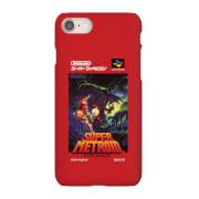 Nintendo Super Famicom Super Metroid Phone Case for iPhone
