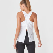 Dry Tech Vest - White