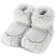 Warmies Marshmallow Schuhe – Grau