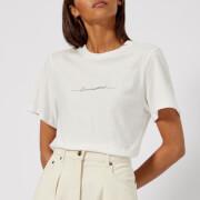 Rejina Pyo Women's Erin Business Woman T-Shirt - White - L - White