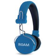 ROAM Journey On Ear Wireless Bluetooth Headphones - Blue
