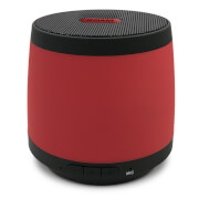 ROAM Colours Wireless Bluetooth Speaker - Red