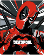 Deadpool (4K Ultra HD + versión 2D) - Steelbook Ed. Limitada Exclusivo de Zavvi